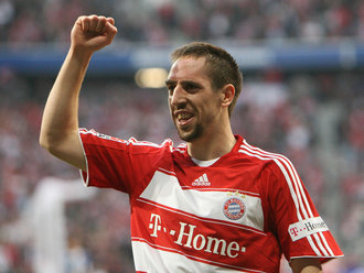 Ribery, What a beauty!