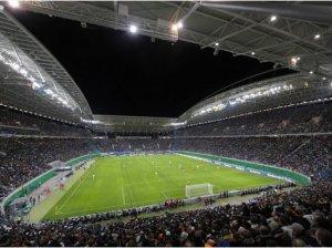 Zentralstadion Leipzig... When Actually Full