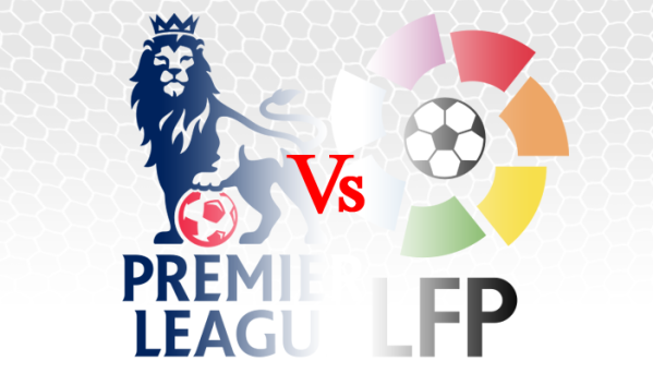 The Premier League vs. La Liga