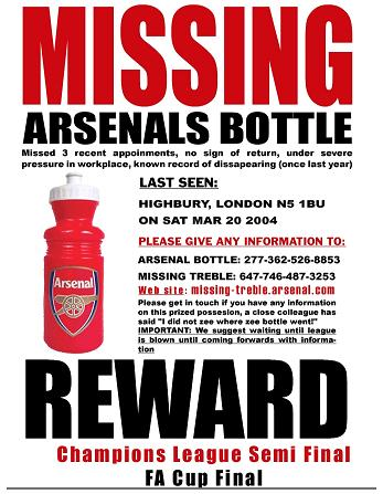 Arsenal-Reward