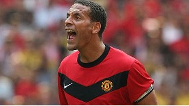 Ferdinand could be back to boost United