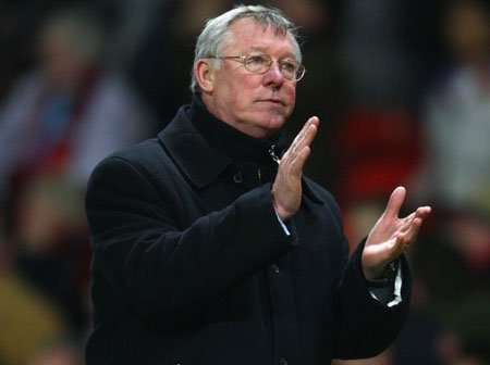Sir Alex in the firing line?