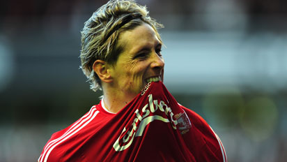 Having Torres back in the side was key to victory